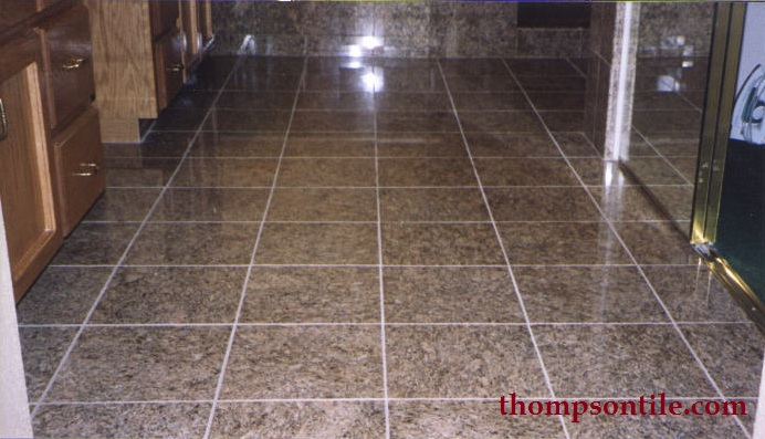 Granite Floor Tiles : How to care for granite tile floors cleaning